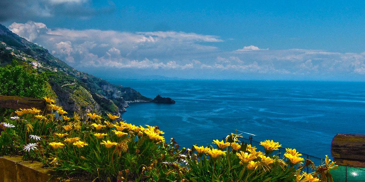 Escursioni for Paesaggi marini dipinti